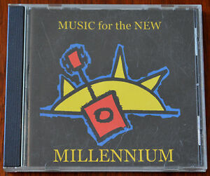 Music For The New Millennium CD Ashley Jay, Woodpickers, Easy Rider, Jade Hurley
