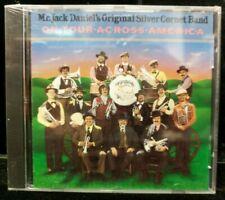 New Sealed Dr. Jack Daniel's Original Silver Cornet Band On Tour '85 CD M19-KK