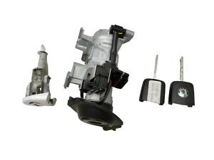 Zündschloss 2x Schlüssel Türschliesszylinder für Skoda Octavia II 1Z 09-12