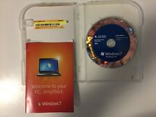 Microsoft Windows 7 Professional 32/64 bit Retail Box FQC-00133 English DVD ROW