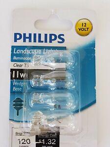 Philips Landscape Lighting BC11T5/TP 12V 12/4 T5,11.0W,PK4, Brand New In Package