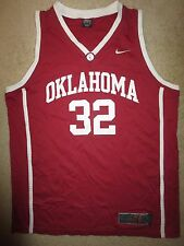 Oklahoma Sooners #32 Basketball Nike elite Jersey XL