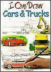 I Can Draw: I Can Draw Cars and Trucks by Terry Longhurst (2002, Hardcover(1)