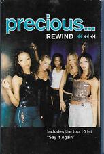 Precious  Rewind Cassette Single Electronic Europop, Synth-pop, Euro House,