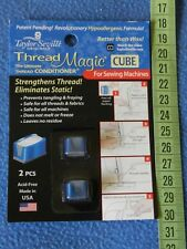 Thread Magic Cube - thread conditioner for sewing machines