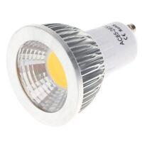 SODIAL(R)GU10 5W COB LED Faros Luces del bulbo Lampara Bombilla de alto ren S5C4