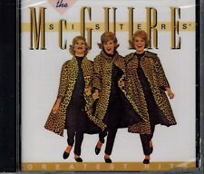 THE McGUIRE SISTERS - GREATEST HITS - NEW SEALED CD