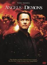 New: ANGELS & DEMONS [Tom Hanks] DVD