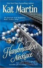 The Handmaiden's Necklace by Malachi Martin and Kat Martin (2006, Paperback)
