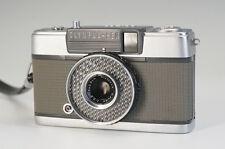 OLYMPUS-PEN EE Film Camera Body D.Zuiko 1:3.5 f=2.8cm AS-IS Free Ship 913f37