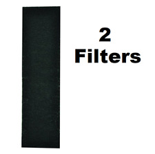 Microwave Charcoal Carbon Filter for Frigidaire 5304440335 5304467774 2 PACK