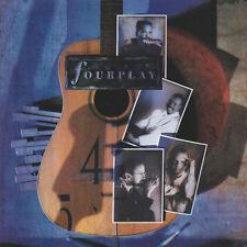 Fourplay Jazz CD Fourplay Bob James,Lee Ritenour,Nathan East