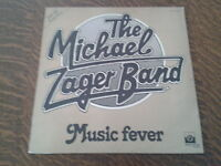 maxi 45 tours the michael zager band music fever