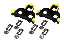 Shimano SM-SH11 Cleats Yellow Tab For SPD-SL Pedals New