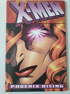 X-MEN: PHOENIX RISES TPB COLLECTION 2001 MARVEL COMICS X-FACTOR! AVENGERS!
