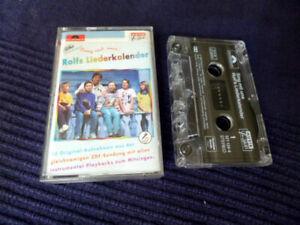 MC Rolf Zuckowski Liederkalender ZDF + Playbacks zum Mitsingen Karaoke + TEXTE