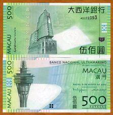 Macao / Macau 500 Patacas, 2005, P-83, BNU, UNC