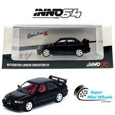 INNO64 MITSUBISHI LACER EVOLUTION III 1995 (Black)