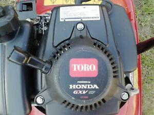 Toro hoverpro 400 series honda engine