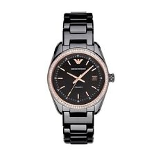 Emporio Armani Ceramic Wristwatches