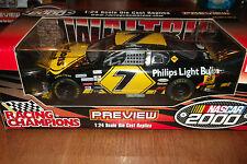MICHAEL WALTRIP #7 PHILIPS LIGHT BULBS NASCAR 2000 RACING CHAMPIONS 1:24 (63)