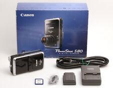 Canon PowerShot S80 Digitalkamera