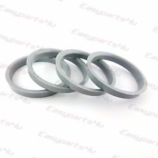 4x Spigot Rings 73,1 mm - 65,1 mm Conversion spigot rings for alloy wheels