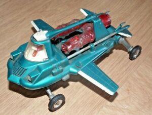DINKY 102 JOE'S CAR FROM GERRY ANDERSON JOE 90 SERIES LOOKS COMPLETE