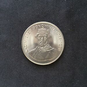 Poland 1980 50 Zlotych Kazimierz I Odnowiciel