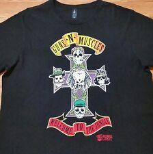 Predator t-shirt 80's Movie (2XL) Guns-n-Muscles - Skulls, Welcome to the Jungle
