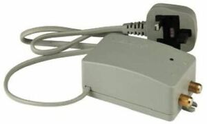 Vision V23-1201 12V 100mA Power Supply Unit for TV Aerial Masthead Amplifiers