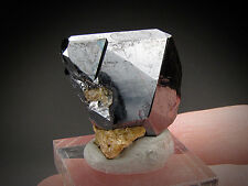 Rutile on Pyrophyllite, Champion Mine, California