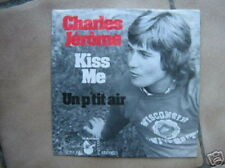 C JEROME 45 TOURS GERMANY KISS ME+