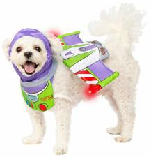 Rubie's Buzz Lightyear Pet Jetpack and Headpiece - Size M/L