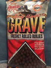 THE CRAVE, TERRY HEARN ,Carp Fishing Bait ,50X10mm Boilies