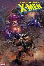 Uncanny X-Men #1 Deodato LCSD Variant Comic (Marvel 2018) Local Comic Store Day