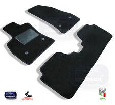 Tappetini Fiat 500 L Living Moquette A+ su misura da 2012 in poi tessuto tappeti