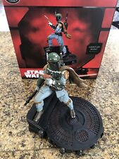 Boba Fett Limited Edition 448/750 Star Wars Figurine Disney Store Exclusive