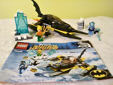 Lego Dc Universe 76000 Arctic Batman Vs. Mr. Freeze: Aquaman On Ice.