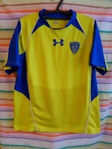 Rugby Union Jersey / Maillot - ASM Clermont Auvergne (2012/13) - Under Armour