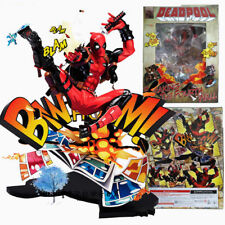 Good Smile Company Deadpool Breaking the Fourth Wall Action Figure Statue Toy