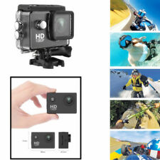 Waterproof Action Camera 12MP Underwater Camera 2.0 LCD Sports Camcorder
