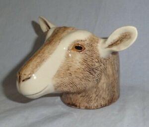 Quail Ceramics : Goat Head