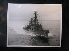 Vintage US Navy 8 x 10 Press Photo USS Barney DDG-6 1965 Norfolk, VA 899