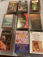 classical cassette lot