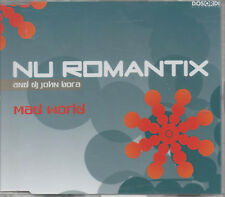 NU romantix and DJ John Bora Mad World Tears for Fears COVER versione maxicd NUOVO