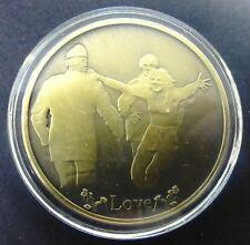 The Vietnam War 1959-1975 - Veterans Reunion Love Commemorative Coin