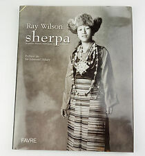 Sherpa et autres ethnies mythique de l'Himalaya 2004 Ray Wilson photos NB