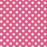 Maywood Studio Dots Dot Pink BTY MAS8216-P fabric