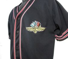Indianapolis Motor Speedway Men's Jersey Medium Official Embroidered Patch